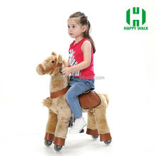 Happy Island most hot sale toy horses,toy horses that walk,wonder horse spring rocking horse
