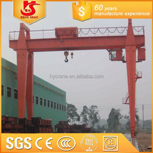 Heavy duty marine gantry crane