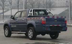 Right Hand Drive 4X4 Diesel ZX double cab pickup Truck for Sale