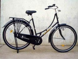 steel dutch bicycle 26 inch old style city bike made in china