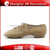 Traning Dance Shoe New Design Durable Colorful Fashion Oxford Lace-Up Jazz Shoes