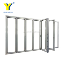 unbreakable glass door / supermarket sliding door / folding bathtub shower door