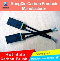 Carbon Brushes for Angle Grinders 2350W 230MM - 230B1