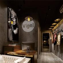 EXCO clothing store design building materials list for design from Guangzhou design