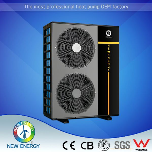 As seen on TV 2016 evi air to water dc inverter heat pump