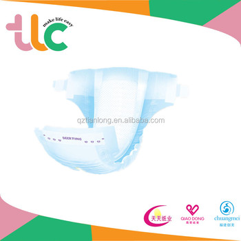 New Cloth Disposable Adult&Baby Diapers pp for OEM All Sizes