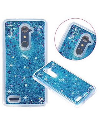 New products bling bling under the sun fashion cell phone case for ZTE Zmax Pro Z981