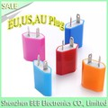 Europe hot selling usb wall charger for iphone 6s iphone 5s has low price