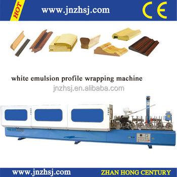 window wrapping machine
