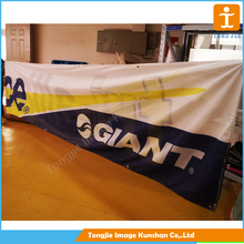 Dye sublimation printer for polyester mesh banner printing