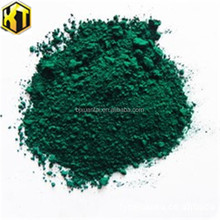 Magnetic green color iron oxide Fe2O3 pigment for bricks and pavement