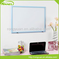 New arrival aluminum frame magnetic white board for school