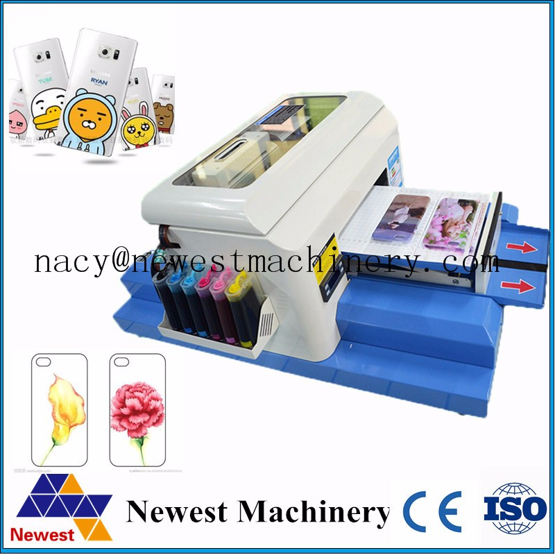 Good price print photo on phone case,mobile phone cover printing machine,mobile phone cover printer