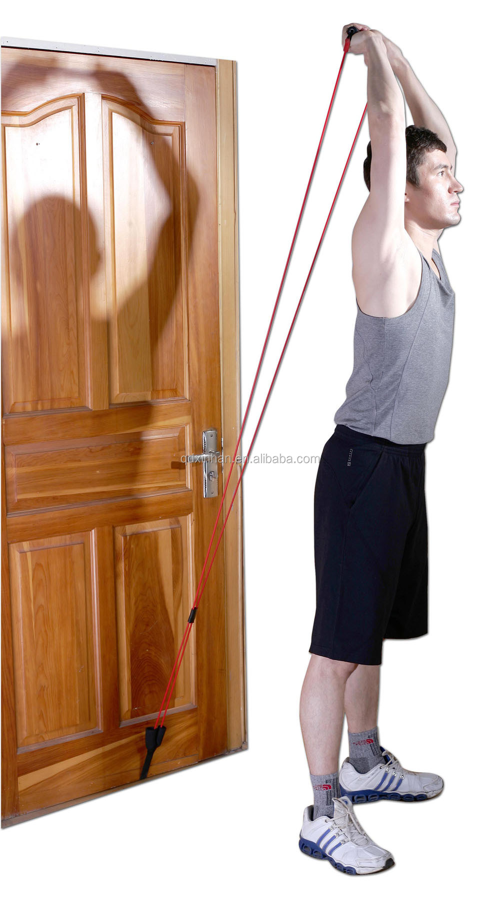 Indoor using Golf trainer