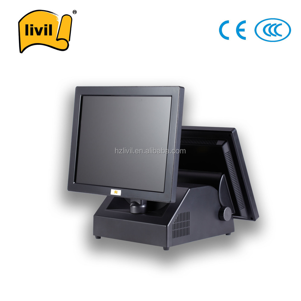 15 Inch Cheapest POS Manufacturer Department Store POS Computer