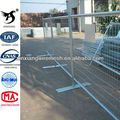 Temporary Fence Panel with Welded Mesh