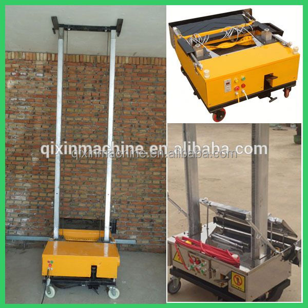 building construction tools automatic wall rendering machine with factory price