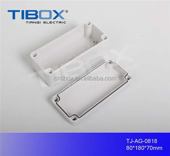 TIBOX Distribution Box waterproof IP65 CE and UL Certification outdoor box control electronic equipment