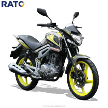 China factory sale street legal classic motorcycle 200cc