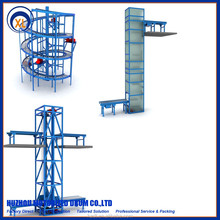 screw conveyor design vertical spiral conveyor
