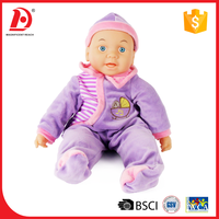 19 Inch 4 IC Boy large plastic dolls wholesale baby doll nighties