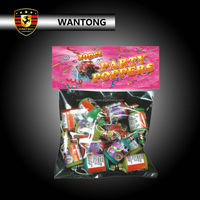 Wholesale Christmas crackers indoor fireworks or mini party poppers fireworks
