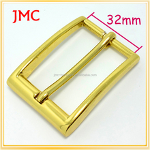 fashion top design metal pin buckles for belts