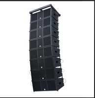 dual 10 inch \big out door line array \sound and light truss system\power voice system speakers