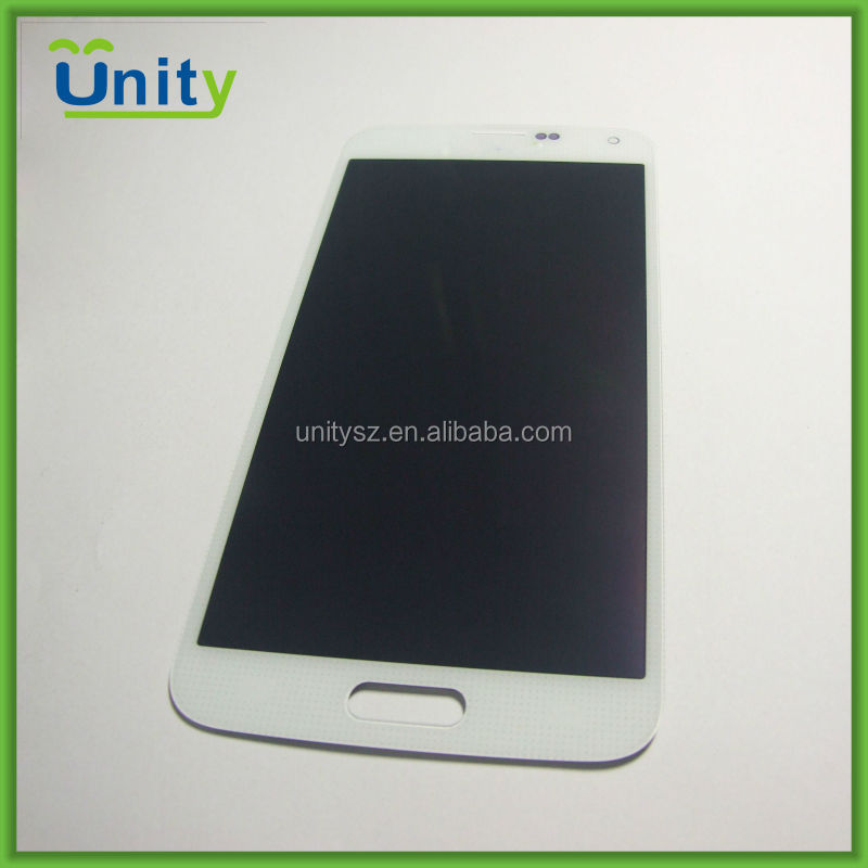 China wholesale OEM LCD with touch screen assembly for Samsung s5