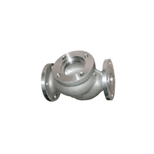 custom made stainless steel casting part/lost wax casting valve parts