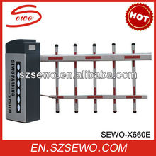 Mechanical Fence Arm Barrier Gate Car Parking System