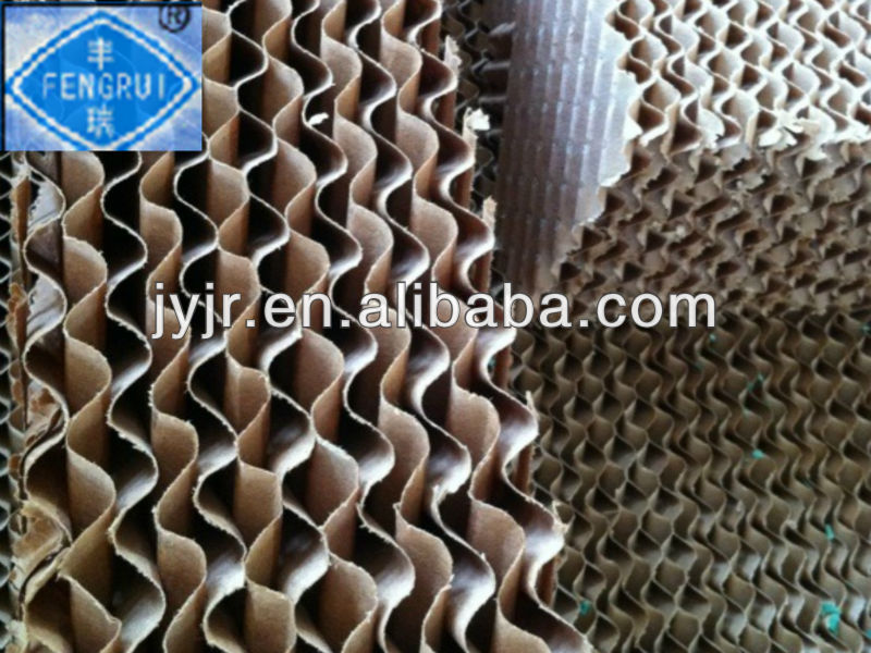 honey-comb air cooler parts