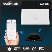 BroadLink TC2 US one gang two way smart wall switch touch switch