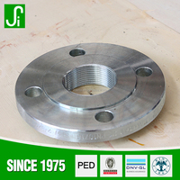 Forged ANSI Carbon Steel class 150 forged Threaded Flange
