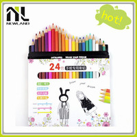 Best quality color pencils set with customized packaging