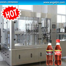 Carbonated drink filling production line/soft drink filling machinery/carbonated beverage machinery