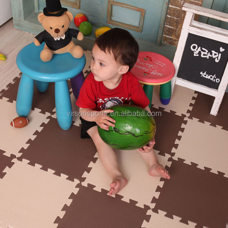 Virson Non-toxic EVA Foam Tatami Mat For child