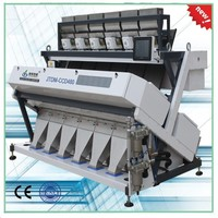 Organic Aromatic U.S. Rice color sorting machinery with 480 channels(JTDM-CCD480)