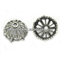 Silver wholesale bead caps manufacturer