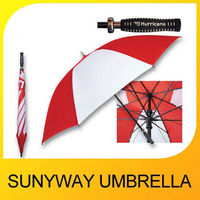 Custom Color Top Quality Golf Umbrella With Printing Logo