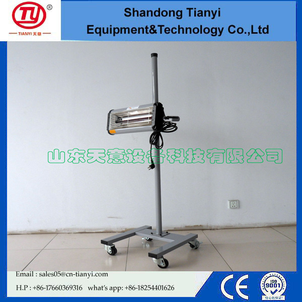 Floor Stand Infrared Car Paint BakingLight for sale