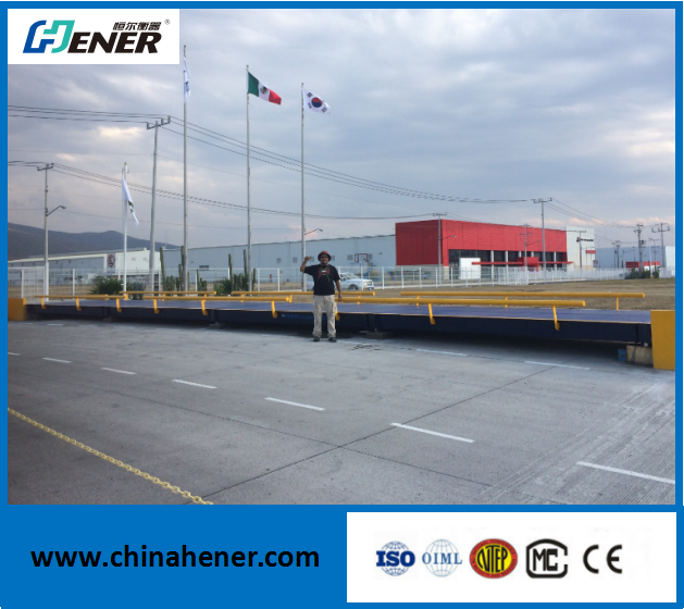 good quality truck weighbridge price