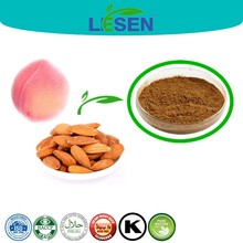 Quality Certified Peach Seed Extract Powder, 10:1, 20:1 or other ratio