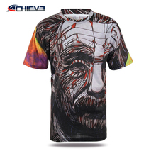 Custom car racing young t shirt printing companies in china