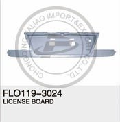 NEW KIA LICENSE BOARD FOR OPTIMA'05