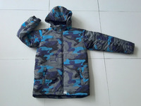 OEM camouflage winter jacket hunting camo winter jacket