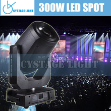Mini Beam 300 Stage Lighting 15R 300W LED Moving Head Spot