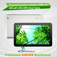 10.1 inch IPS 1280*800P tablet pc gps wifi tablet pc
