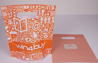 Promotional printed colorful envelope in USA style