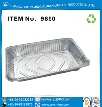 The best India topsale full size aluminum foil container manufactured in China